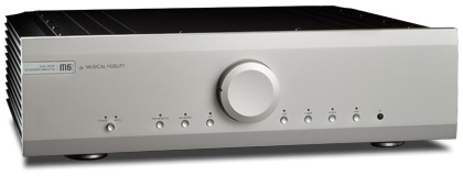 Musical Fidelity M6i Integrated Amplifier