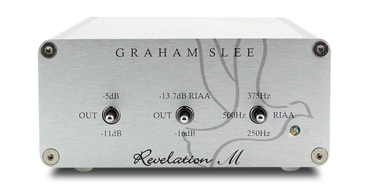 Graham Slee Revelation M
