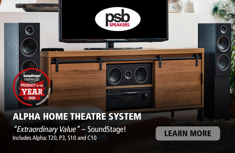 PSB Home Theater