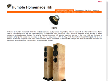 Humble Homemade Hifi